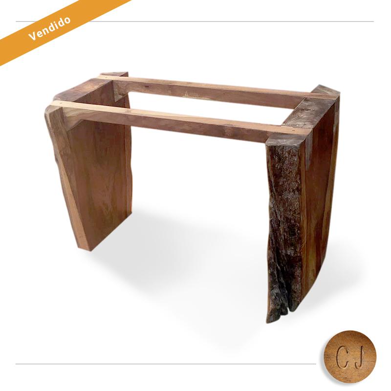 Muebles de maderas nativas que sobreviven al tiempo